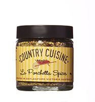 La Porchetta Spices - 60g Give your BBQ or roast pork an Italian flavour.