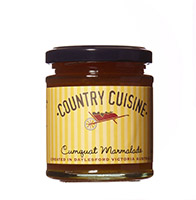Cumquat Marmalade - 220g  *Out of Stock* A beautiful tangy start to the day. Awarded a Commendation at the Royal Melbourne Fine Food Awards 2016.