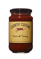 Sauce of Tuscany - 380g Gutsy and full flavoured with fresh vegetables and herbs.